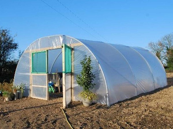 Large Garden or Commercial Polytunnel